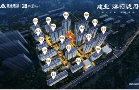 建业·滨河珑府